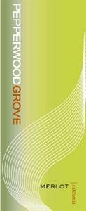 Pepperwood Grove Merlot 2008 750ml - Case...